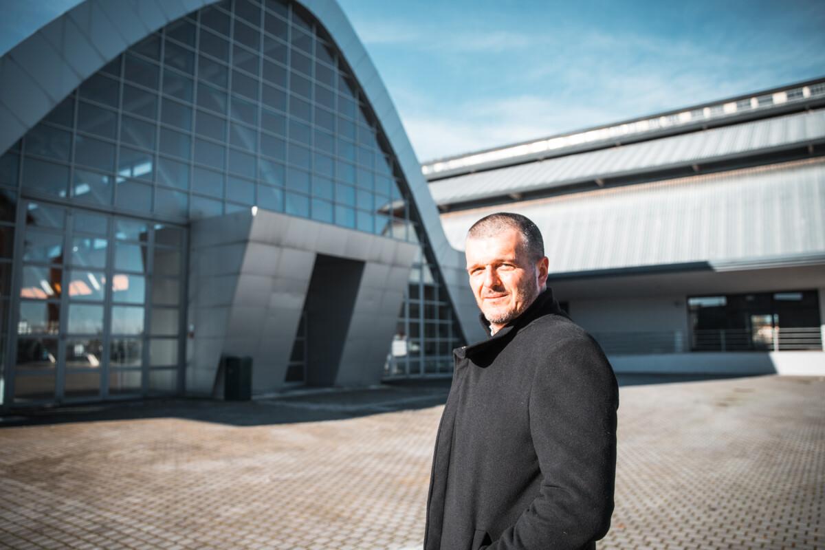 Massimo Ongaro presidente Area Exp